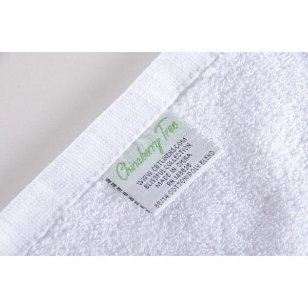 Cam Border Wash Cloth