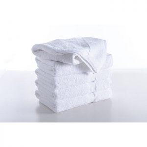 Cam Border Hand Towel