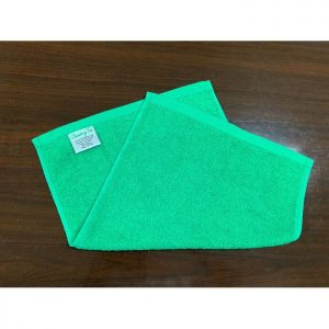 Green Floor Rag