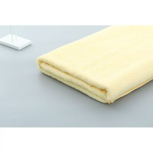Yellow Pool Towel