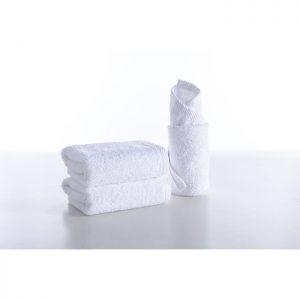 Twill Hem Wash Cloth