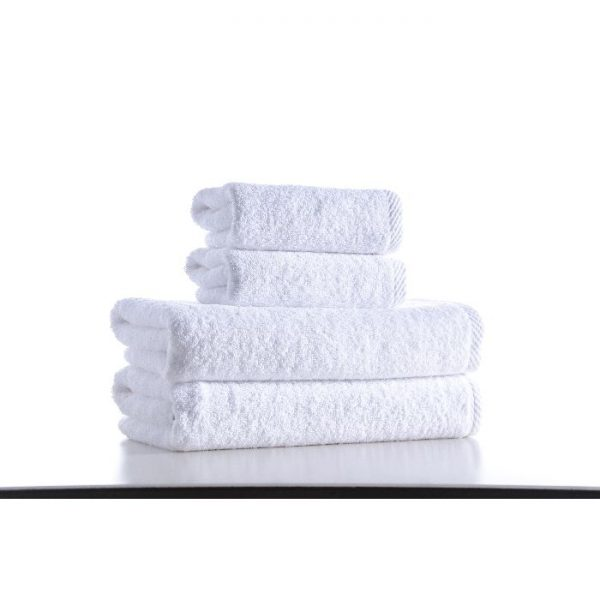 Twill Hem Wash Cloth