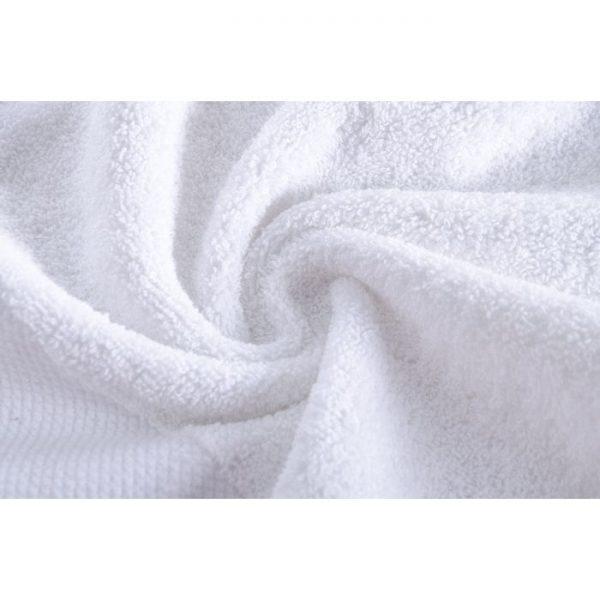 Dobby Border Hand Towel