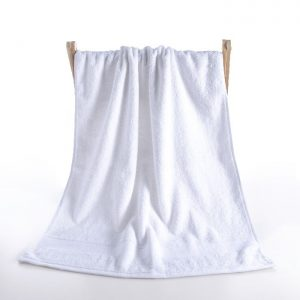 Dobby Border Bath Towel 17