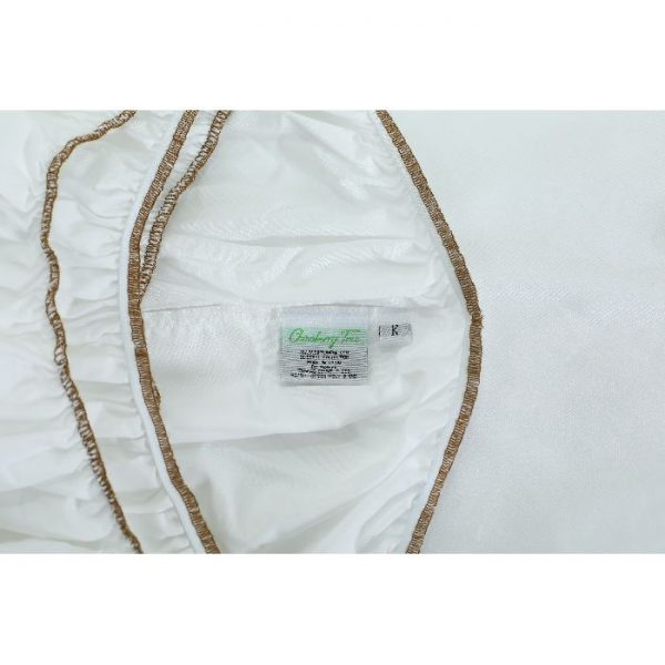 """15"""" King Fitted Sheets T200"""