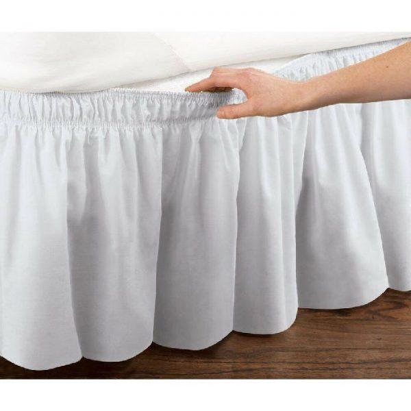 Full Ruffled Bed Skirt