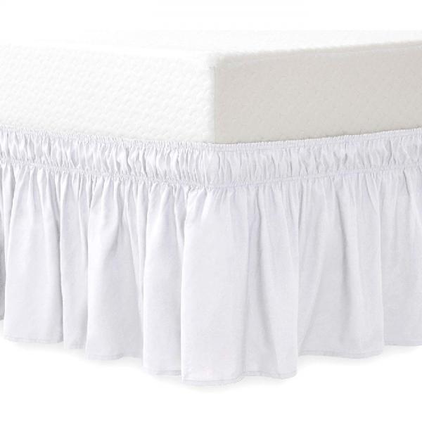 King Ruffled Bed Skirt