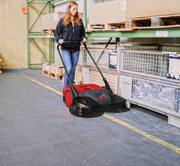 power sweeper